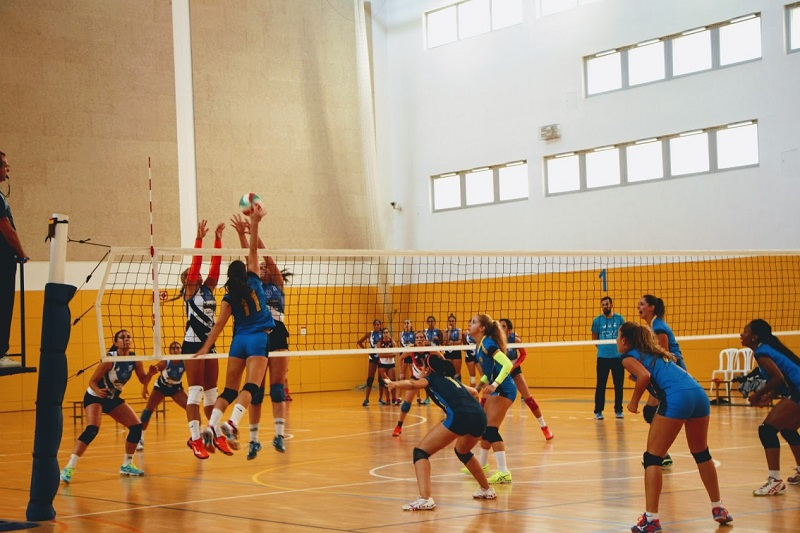 Gran debut del CV Esplugues a Superlliga 2