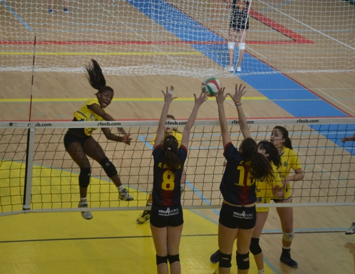 Triplet català en Quarts de Final de la Superlliga Junior femenina