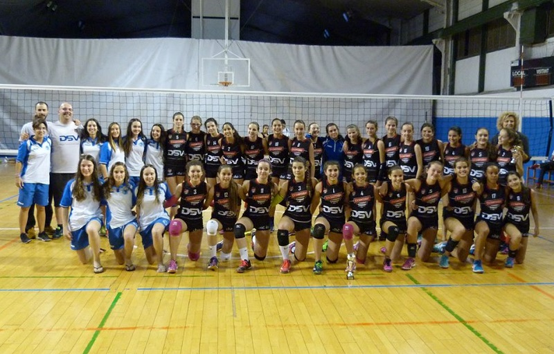 Record absolut d'inscripcions a les categories infantils del voleibol