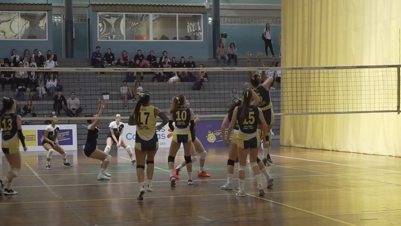 Set equips catalans disputen a Las Palmas la Superlliga Júnior femenina